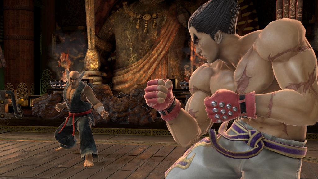 Кадзуя Мисима из Tekken появится в Super Smash Bros. Ultimate 30 июня 4