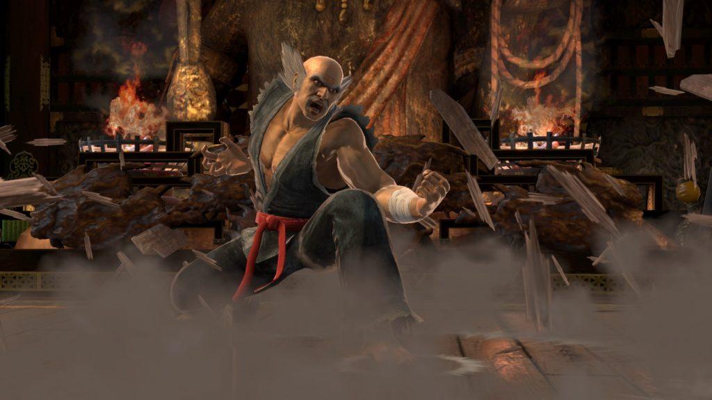 Кадзуя Мисима из Tekken появится в Super Smash Bros. Ultimate 30 июня 9