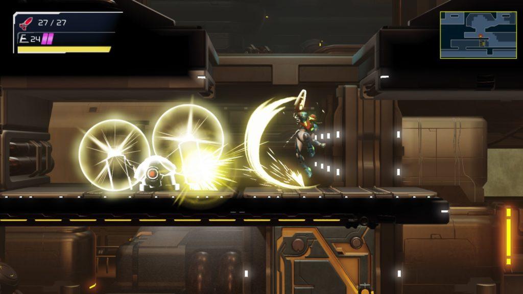 Metroid Dread - Nintendo анонсировала продолжение Metroid Fusion, а также показала геймплей, скриншоты и коллекционное издание 4