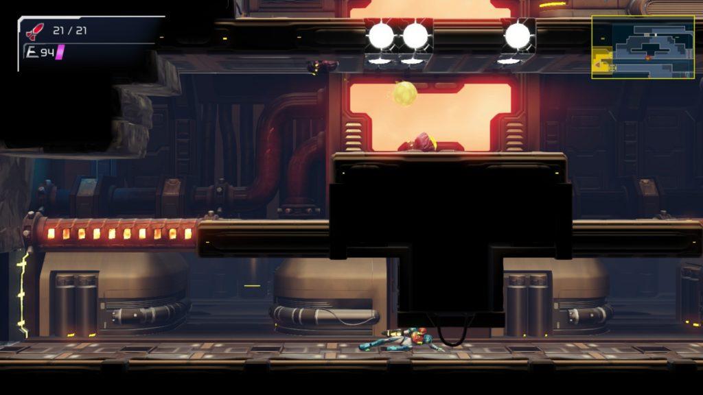 Metroid Dread - Nintendo анонсировала продолжение Metroid Fusion, а также показала геймплей, скриншоты и коллекционное издание 7