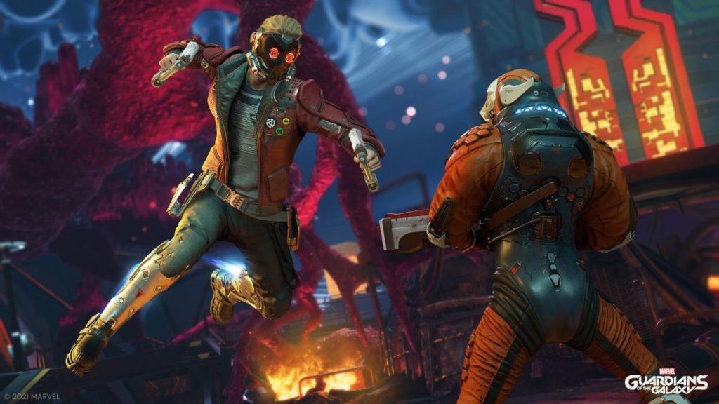 Способности, коллекционные предметы и множество планет - подробности Guardians of the Galaxy из свежего выпуска Game Informer 2