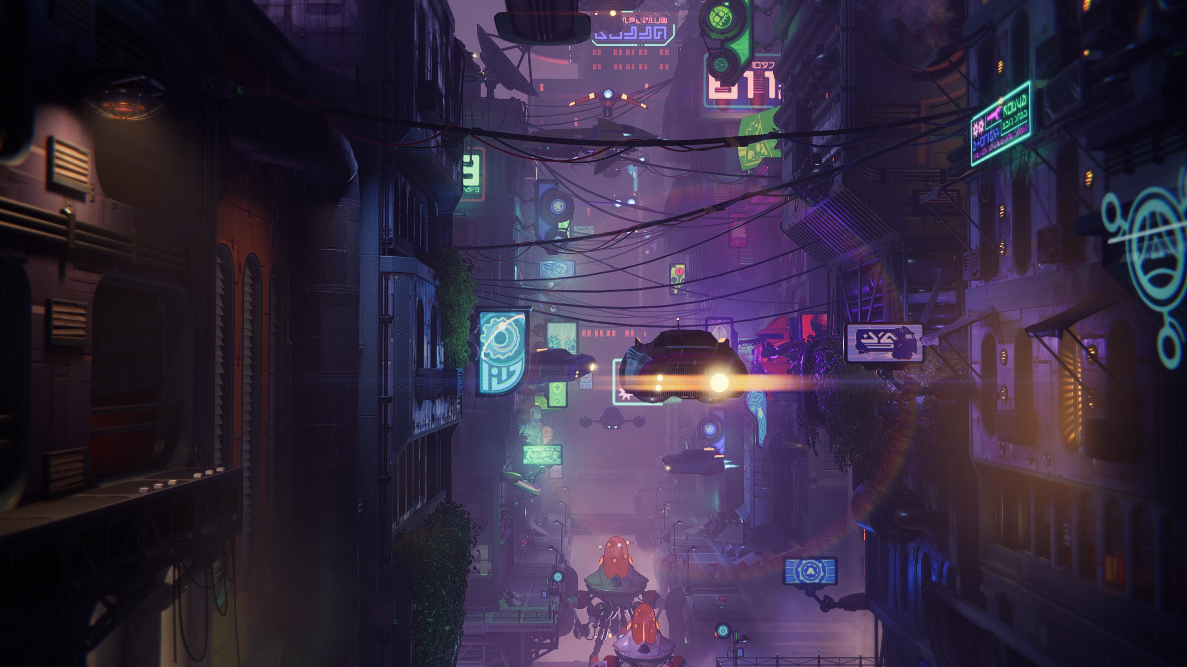 Обзор: Ratchet & Clank: Rift Apart - Параллельные миры, два героя, одна проблема 46
