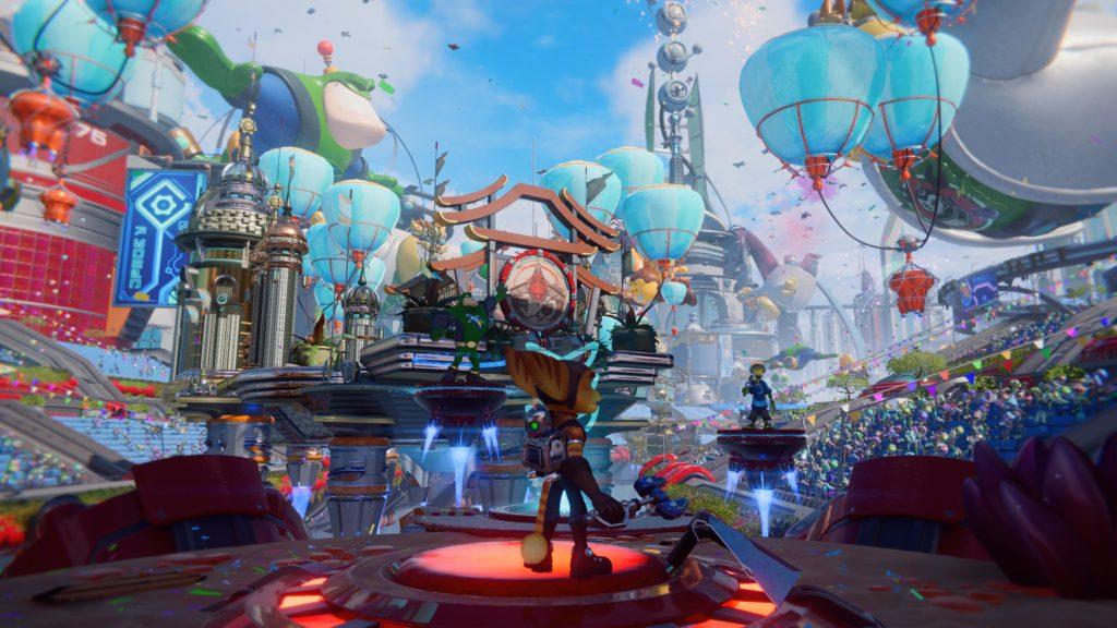 Обзор: Ratchet & Clank: Rift Apart - Параллельные миры, два героя, одна проблема 2