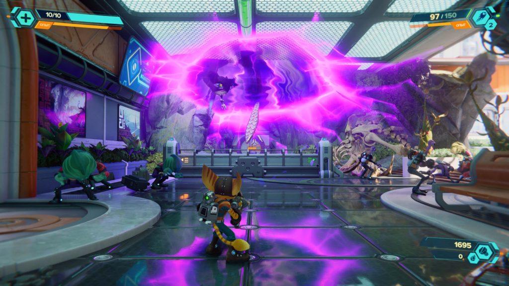 Обзор: Ratchet & Clank: Rift Apart - Параллельные миры, два героя, одна проблема 8