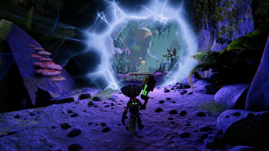 Обзор: Ratchet & Clank: Rift Apart - Параллельные миры, два героя, одна проблема 13