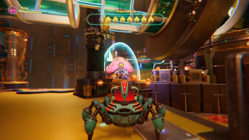 Обзор: Ratchet & Clank: Rift Apart - Параллельные миры, два героя, одна проблема 15
