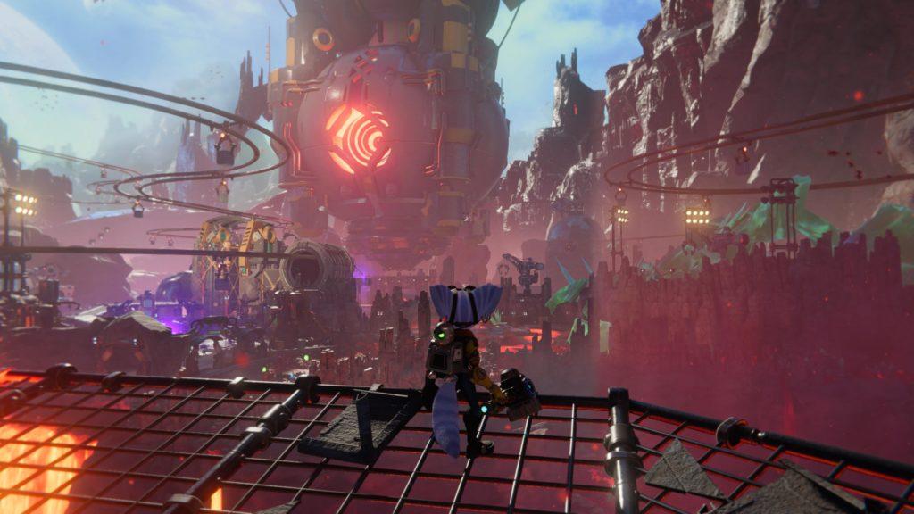 Обзор: Ratchet & Clank: Rift Apart - Параллельные миры, два героя, одна проблема 21