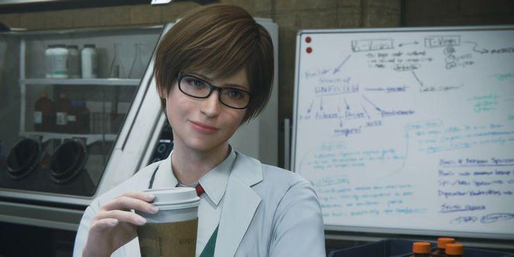 Похоже, главной героиней Resident Evil Outrage станет Ребекка Чемберс, а местом действия будет колледж 1