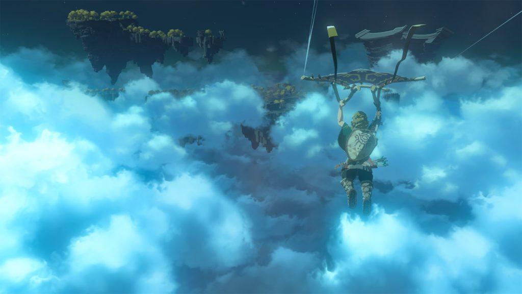 Дебютный геймплей и первые скриншоты продолжения The Legend of Zelda: Breath of the Wild 3