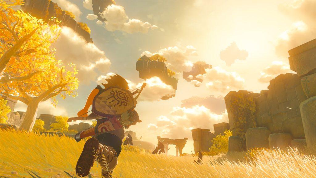 Дебютный геймплей и первые скриншоты продолжения The Legend of Zelda: Breath of the Wild 8