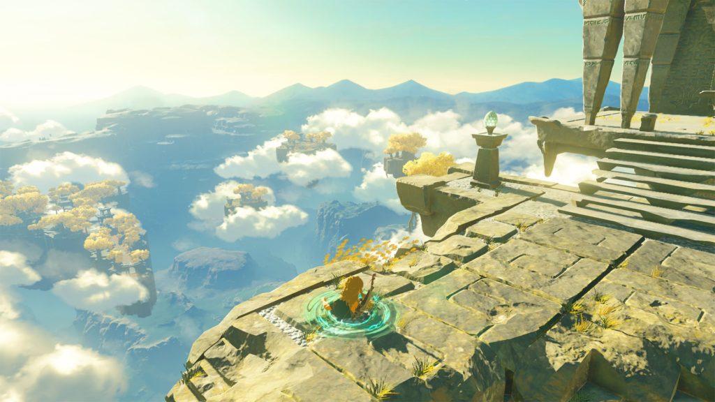 Дебютный геймплей и первые скриншоты продолжения The Legend of Zelda: Breath of the Wild 10