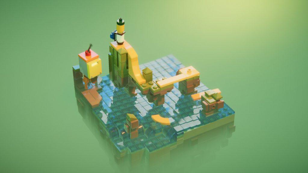 Атмосферная головоломка LEGO Builder's Journey в июне выйдет на Nintendo Switch 1