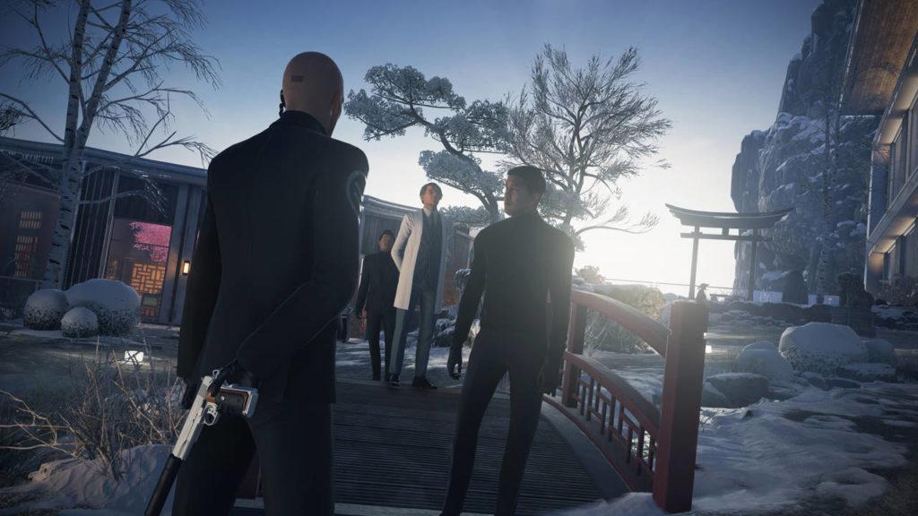 Новые подробности Project 007 от студии IO Interactive 2
