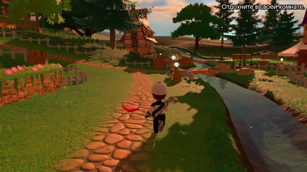 Обзор: Mario Golf: Super Rush – Гольф на выбывание 14