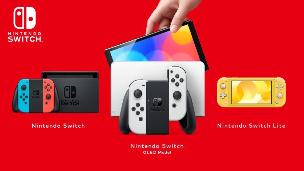 Nintendo анонсировала новую модель Nintendo Switch - встречайте Nintendo Switch с OLED дисплеем 2