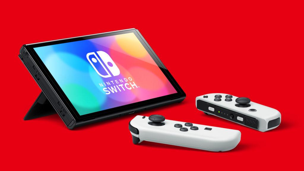 Nintendo анонсировала новую модель Nintendo Switch - встречайте Nintendo Switch с OLED дисплеем 1