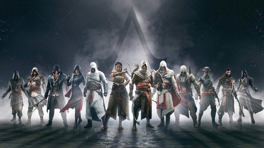 Доили, доим и будем продолжать доить - Ubisoft анонсировала игру-сервис Assassin's Creed Infinity 1