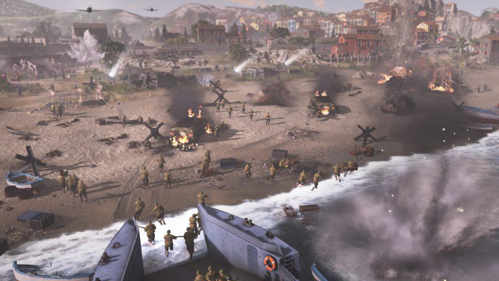 Присоединяйтесь к сражениям - состоялся анонс Company of Heroes 3 1