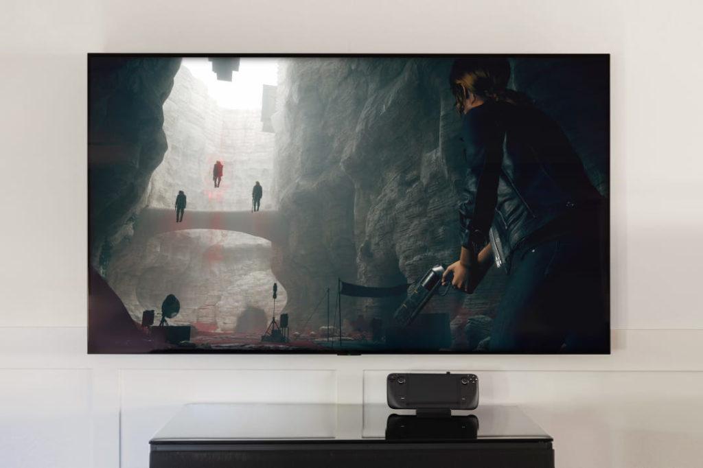 Valve представила портативный PC - Steam Deck 1