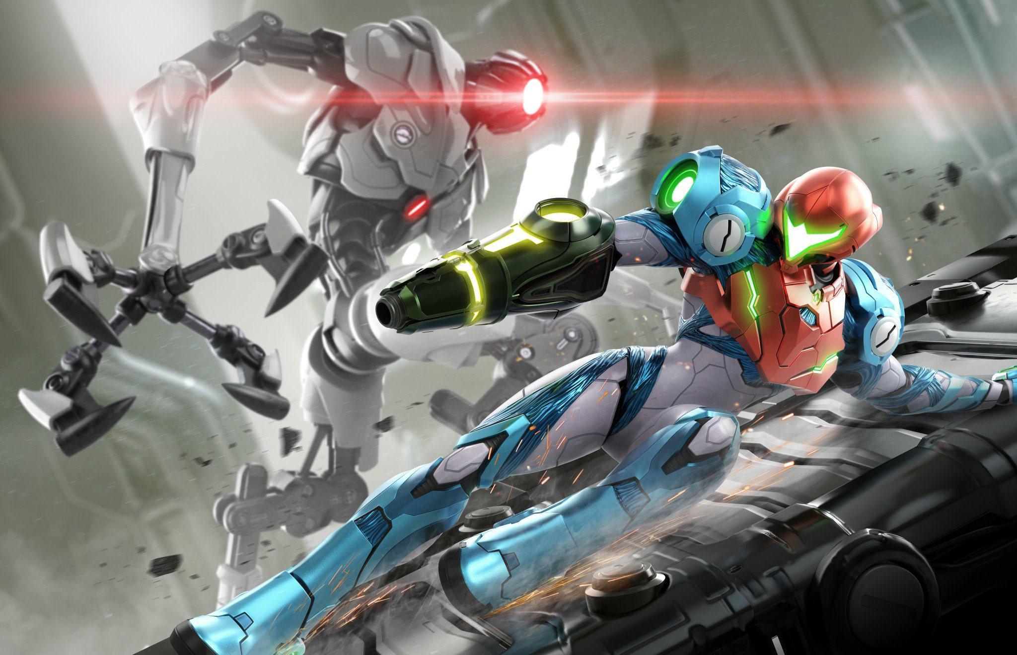 Обзор: Metroid Dread – Капсула времени 11