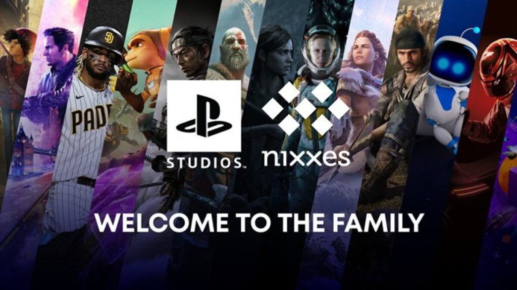"""""""Welcome to the Family"""" - PlayStation приобрела студию Nixxes Software 1"""