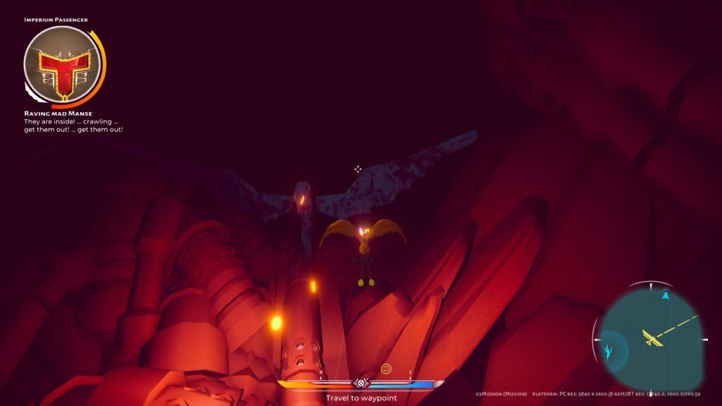 Новые кадры The Falconeer: Edge of the World и двойной винил 4