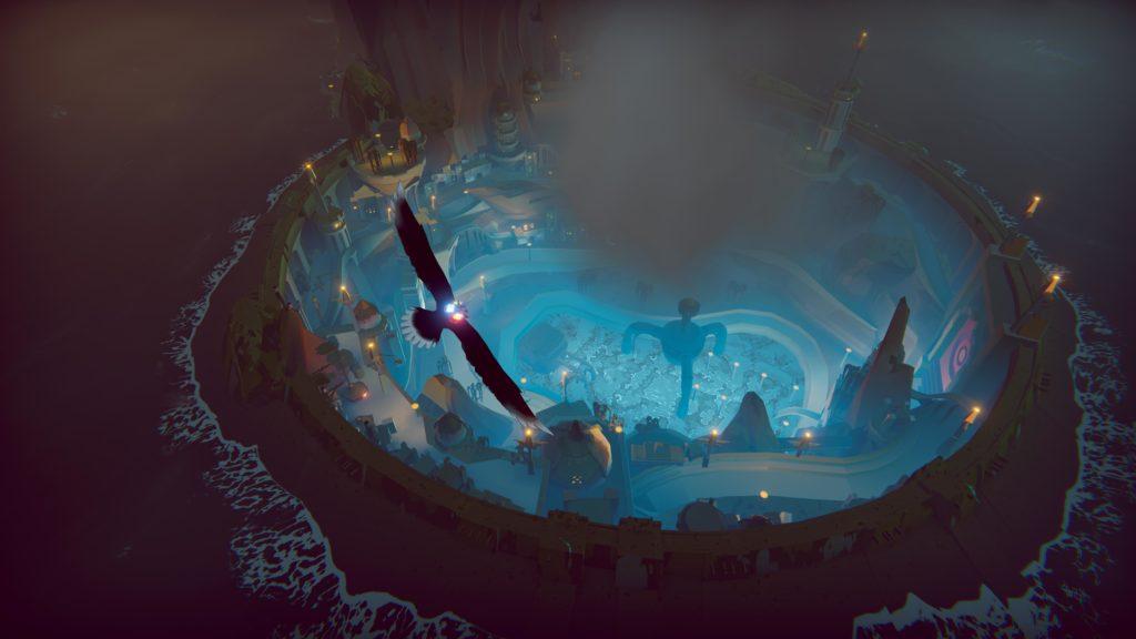 Новые кадры The Falconeer: Edge of the World и двойной винил 5