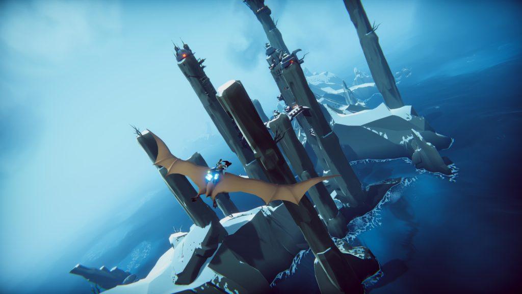 Новые кадры The Falconeer: Edge of the World и двойной винил 7