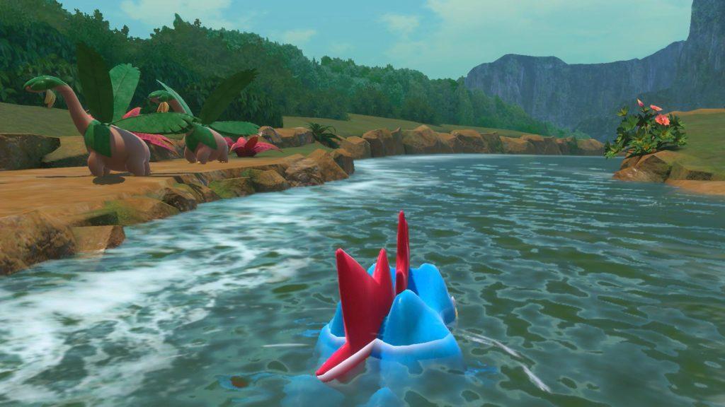 Новые места, новые покемоны - The Pokémon Company анонсировала обновление для New Pokémon Snap 9