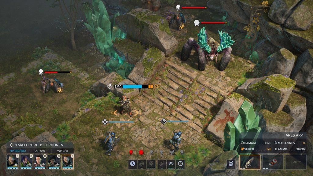 Тактическая Phoenix Point в октябре доберется до консолей и получит новое DLC 4