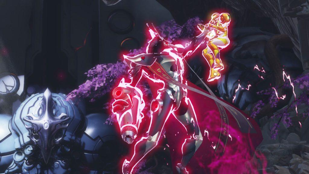 """Новый трейлер Metroid Dread """"Самус против величайшей угрозы!"""" 3"""