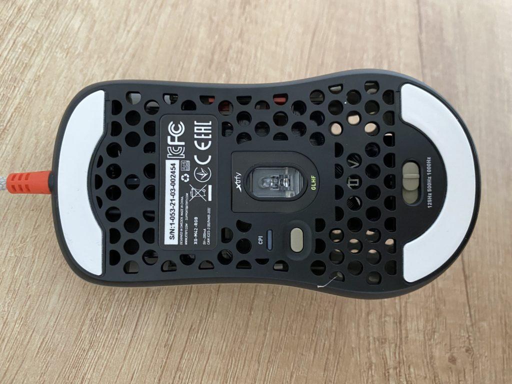 Обзор: Киберспортивная мышь Xtrfy M42 Retro Edition – Стрельба на поражение 8