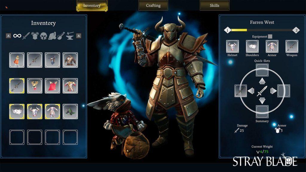 Gamescom Xbox: 505 Games анонсировала ролевой экшен Stray Blade 1