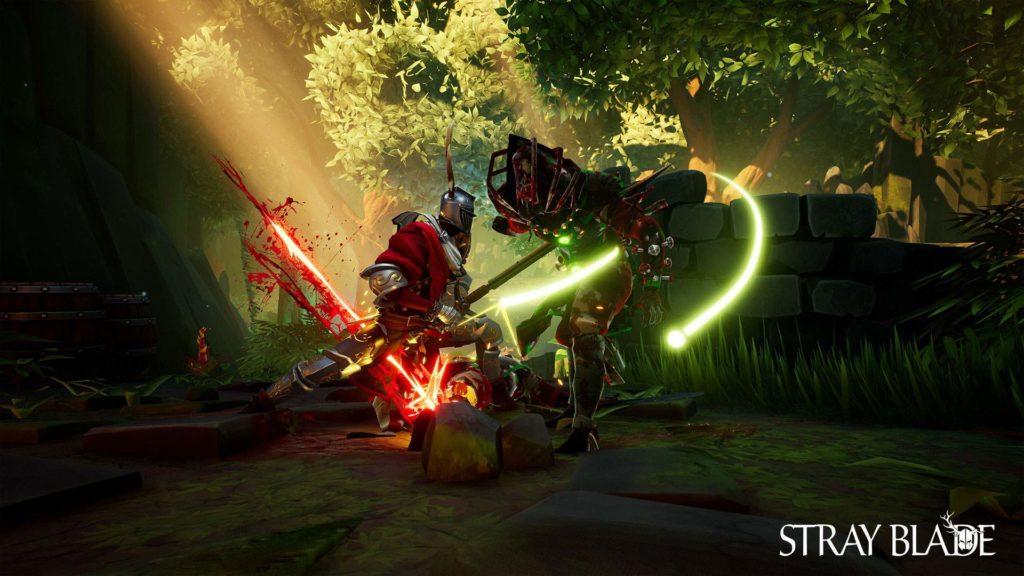 Gamescom Xbox: 505 Games анонсировала ролевой экшен Stray Blade 2