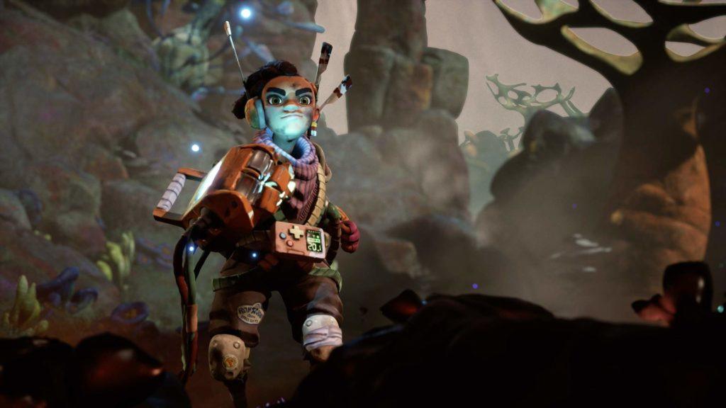 Gamescom Xbox: Геймплейный трейлер игры The Gunk от студии Thunderful 4
