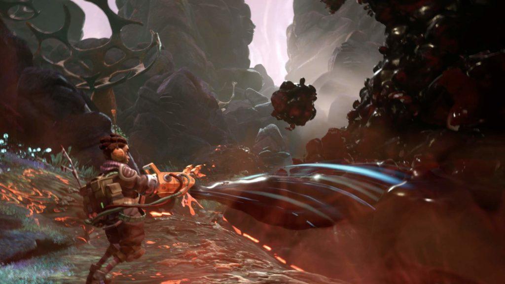 Gamescom Xbox: Геймплейный трейлер игры The Gunk от студии Thunderful 2