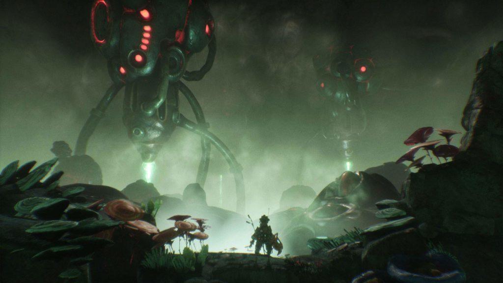 Gamescom Xbox: Геймплейный трейлер игры The Gunk от студии Thunderful 1