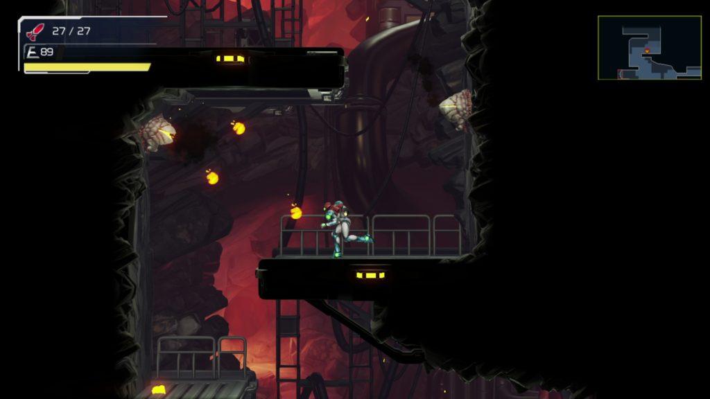 Локации и враги - новые подробности Metroid Dread 7