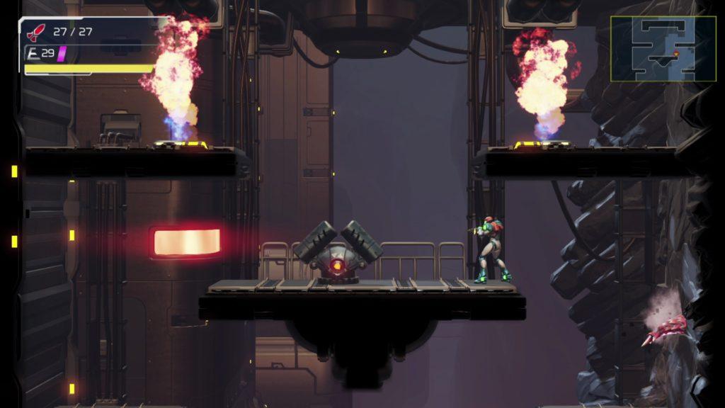 Локации и враги - новые подробности Metroid Dread 9