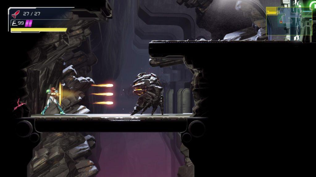 Локации и враги - новые подробности Metroid Dread 8