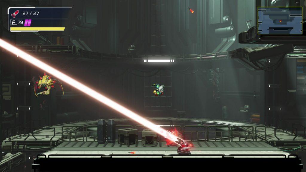 Локации и враги - новые подробности Metroid Dread 11
