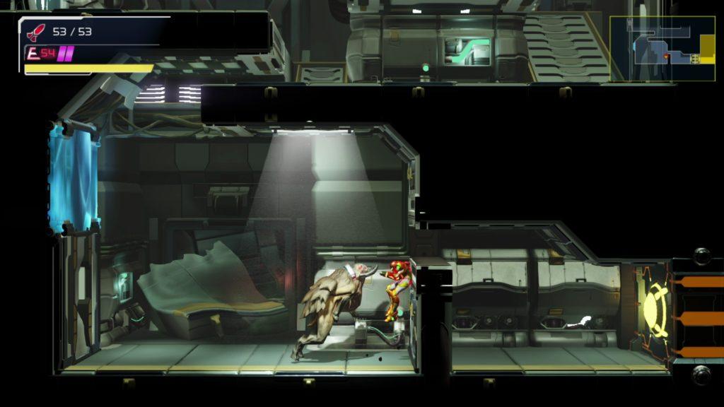 Локации и враги - новые подробности Metroid Dread 12