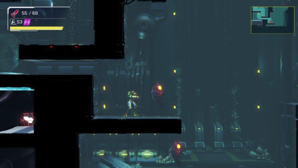 Локации и враги - новые подробности Metroid Dread 13