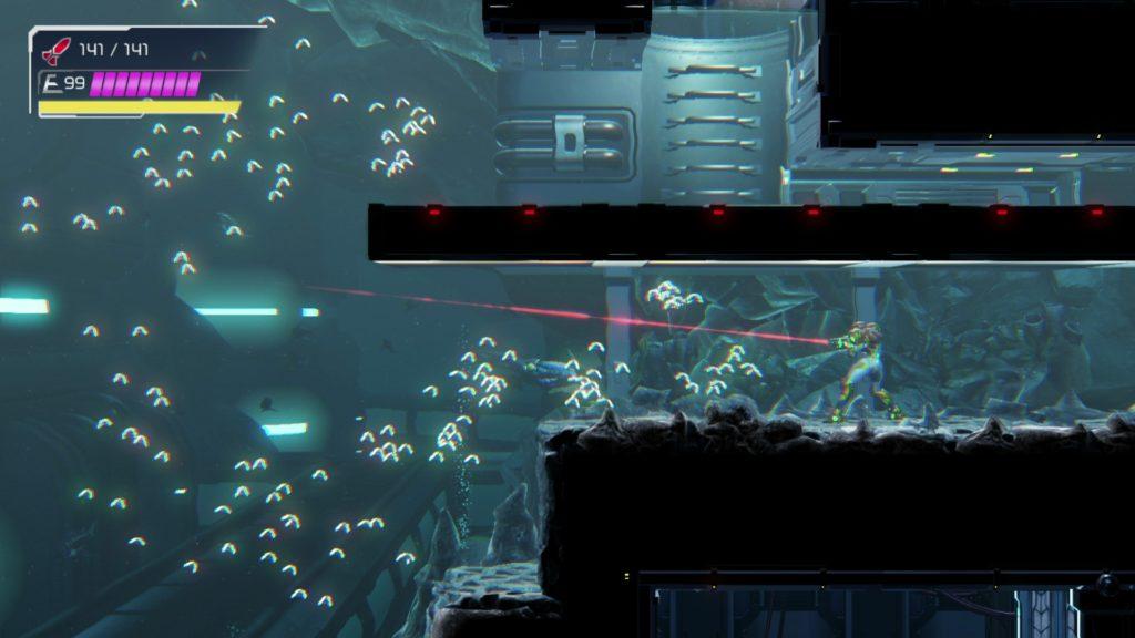 Локации и враги - новые подробности Metroid Dread 14