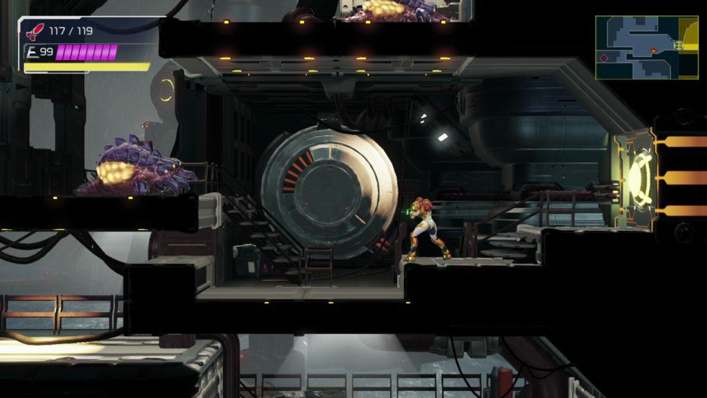 Локации и враги - новые подробности Metroid Dread 15