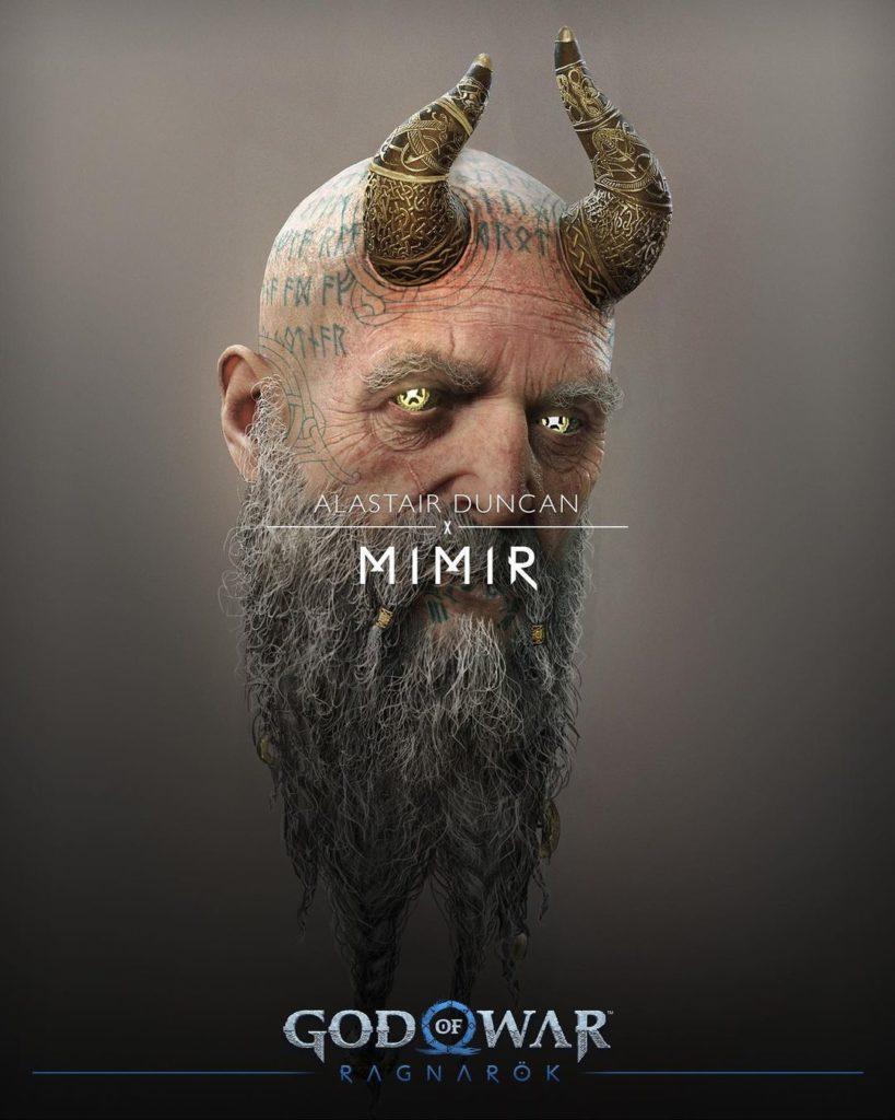 Персонажи, боевая система, история и музыка - всё, что известно о God of War: Ragnarok 5