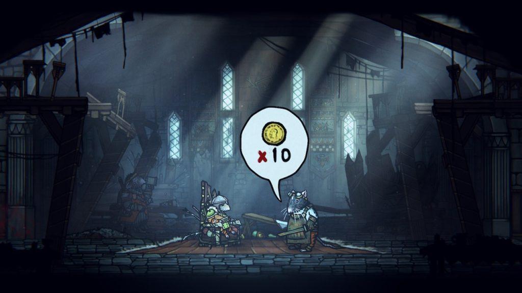 Обзор: Tails of Iron – Сказка для взрослых 7