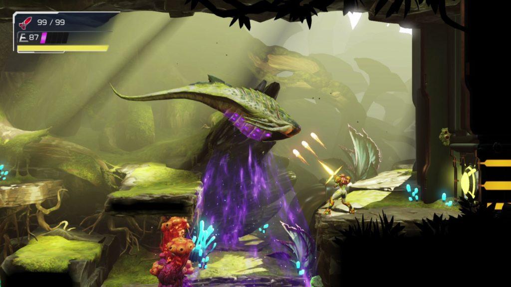 Локации и враги - новые подробности Metroid Dread 16