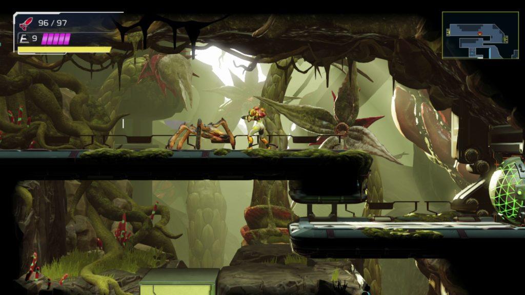 Локации и враги - новые подробности Metroid Dread 18