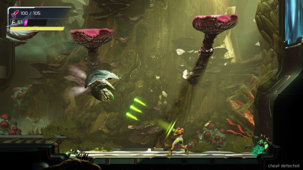 Локации и враги - новые подробности Metroid Dread 17